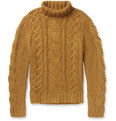 Todd Snyder - Cable-Knit Sweater