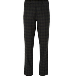 Todd Snyder Check Wool Trousers