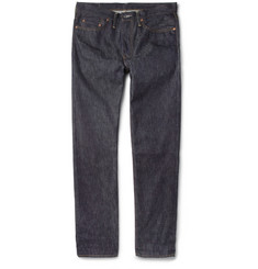 Levi's Vintage Clothing 1954 501Z Regular-Fit Dry Selvedge Denim Jeans