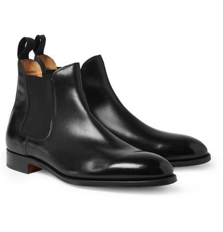 John Lobb Chesland Leather Chelsea Boots