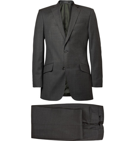 Richard James Grey Fine-Wool Suit