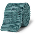 Richard James - Knitted Silk Tie