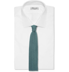 Richard James Knitted Silk Tie