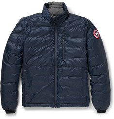 Canada Goose Lodge Quilted Down-Filled Jacket