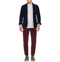 Oliver Spencer Slim-Fit Corduroy Trousers
