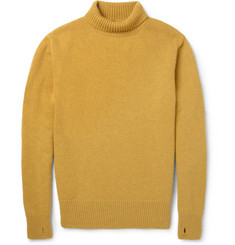 Oliver Spencer Wool-Blend Rollneck Sweater