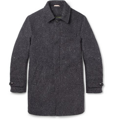 Oliver Spencer Froswick Slim-Fit Wool-Blend Coat