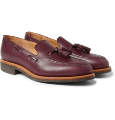 Oliver Spencer Leather  Tasselled Loafers