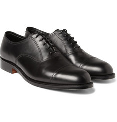 Grenson G-One Moorgate Leather Oxford Shoes