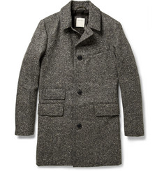 Billy Reid Astor Wool-Blend Tweed Coat