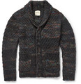 Billy Reid - Chunky-Knit Merino Wool-Blend Cardigan