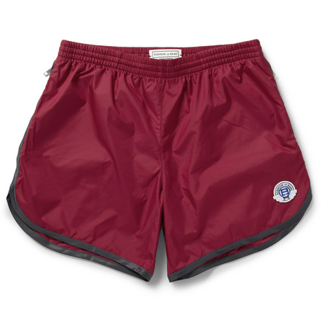 Robinson les Bains Cambridge Mid-Length Swim Shorts
