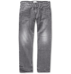 Simon Miller Slim-Fit Washed-Denim Jeans