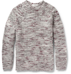 Simon Miller Knitted Wool and Alpaca-Blend Sweater