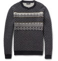 A.P.C. - Fair Isle Merino Wool Sweater