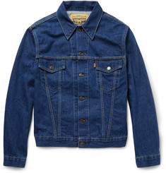 Levi's Vintage Clothing 1970s Rinsed-Denim Jacket