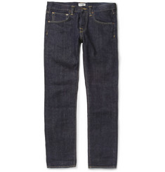 Edwin ED-55 Regular-Fit Rinsed Denim Jeans