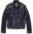 Edwin - Buddy Washed-Denim Jacket