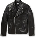 Edwin - Further Leather Biker Jacket