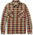 Edwin - Loggerhead Check Cotton-Flannel Shirt