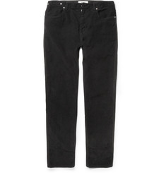 YMC Slim-Fit Cord And Twill Jeans