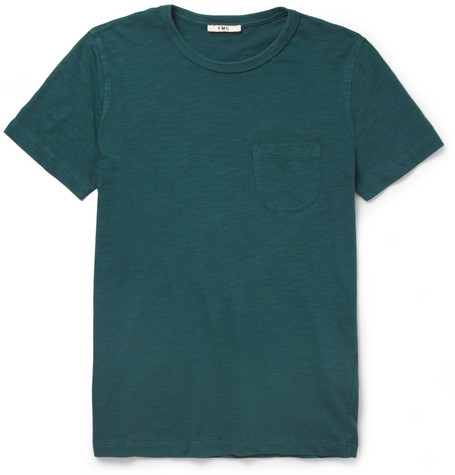 YMC Slub Cotton-Jersey T-Shirt