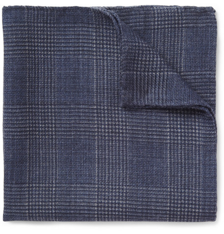 J.Crew Double-Faced Wool Pocket Square