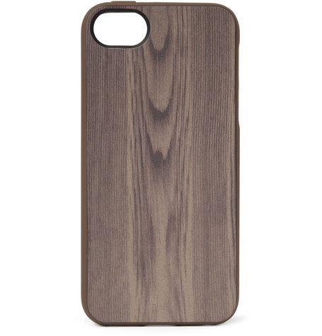 J.Crew Wood-Grain Effect iPhone 5 Case