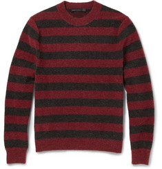 Marc by Marc Jacobs Striped Knitted Sweater