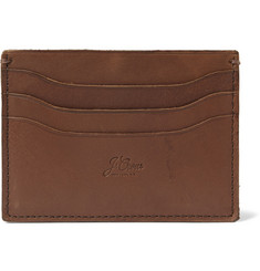 J.Crew Leather Card Holder