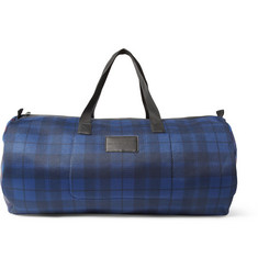 Marc by Marc Jacobs Plaid Mesh Holdall Bag