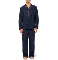 Schiesser Cotton Pyjama Set