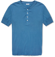 Schiesser Karl Cotton Henley T-Shirt