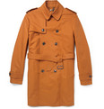 Hardy Amies Cotton Trench Coat
