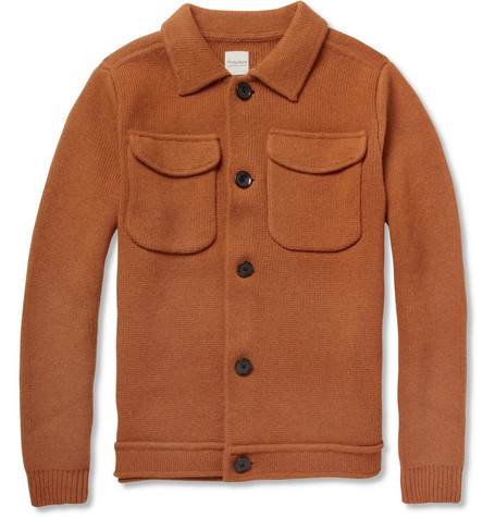 Hardy Amies Knitted Wool Jacket