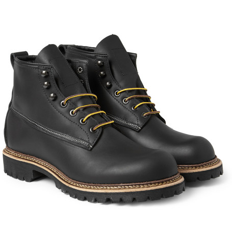 Red Wing Shoes Ice Cutter Leather Boots