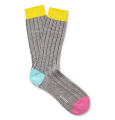 Richard James Cashmere-Blend Socks
