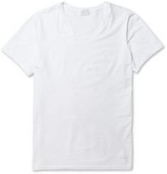 Hanro - Superior Mercerised Cotton-Blend T-Shirt