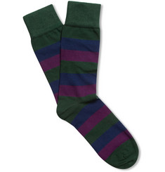 Corgi Royal Regiment of Scotland Cotton-Blend Socks