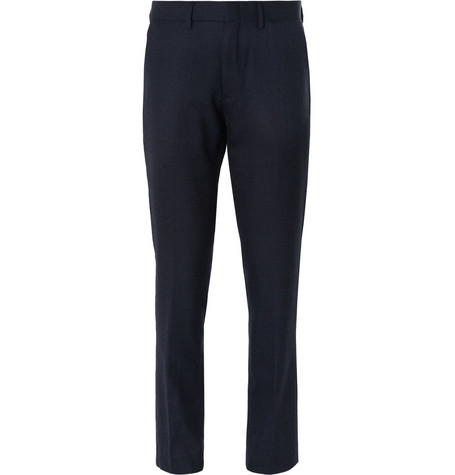 J.Crew Bowery Slim-Fit Wool Trousers