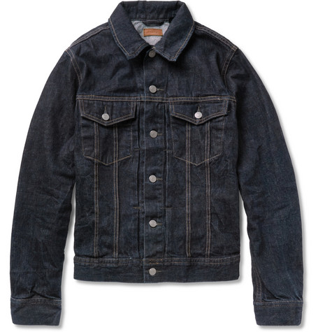 J.Crew Rinsed Denim Jacket