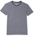 J.Crew - Striped Cotton Crew Neck T-Shirt
