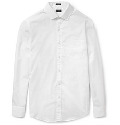 J.Crew Ludlow Cutaway Collar Cotton Shirt