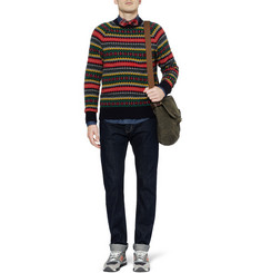 J.Crew Fair Isle Wool Sweater
