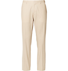 J.Crew Stone Ludlow Cotton Suit Trousers
