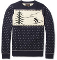 Beams Plus - Ski Intarsia Wool-Blend Sweater