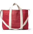 Beams Plus - Cotton-Canvas Tote Bag