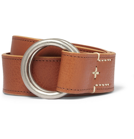 Beams Plus D-Ring Leather Belt