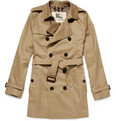 Burberry London - Twill Trench Coat
