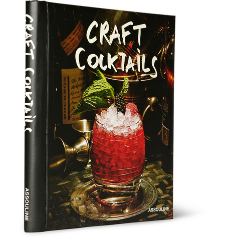 Assouline Craft Cocktails by Brian Van Flandern